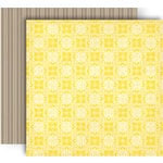 GCD Studios - Splendor Collection - 12 x 12 Double Sided Paper - Sunswept