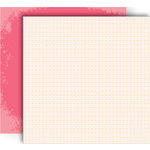 GCD Studios - Oh Happy Day Collection - 12 x 12 Double Sided Paper - Miras Pearls