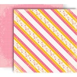 GCD Studios - Oh Happy Day Collection - 12 x 12 Double Sided Paper - Alicia