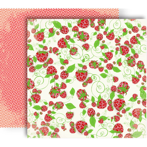 GCD Studios - Oh Happy Day Collection - 12 x 12 Double Sided Paper - Meagan