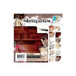 GCD Studios - Donna Salazar - Antiquities Collection - 8 x 8 Paper Pad