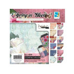 GCD Studios - Donna Salazar - Spring in Bloom Collection - 8 x 8 Paper Pad