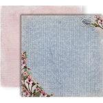 GCD Studios - Donna Salazar - Botanique Collection - 12 x 12 Double Sided Paper - Comfy
