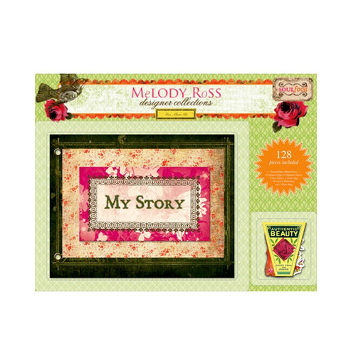 GCD Studios - Melody Ross - Soul Food Collection - Mini Album Kit