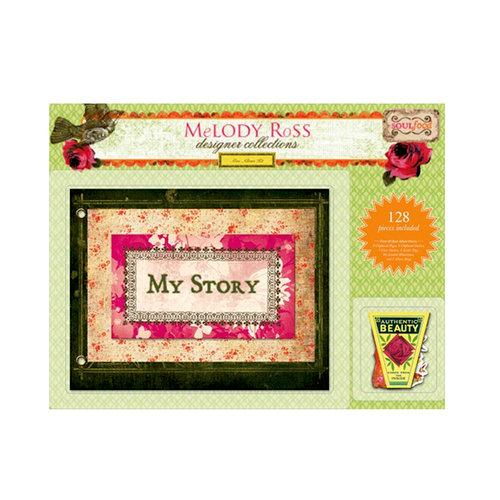 GCD Studios - Melody Ross - Soul Food Collection - Mini Album Kit