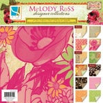 GCD Studios - Melody Ross - Soul Food Collection - 12 x 12 Paper Pad
