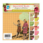 GCD Studios - Melody Ross - Soul Food Collection - 8 x 8 Paper Pad