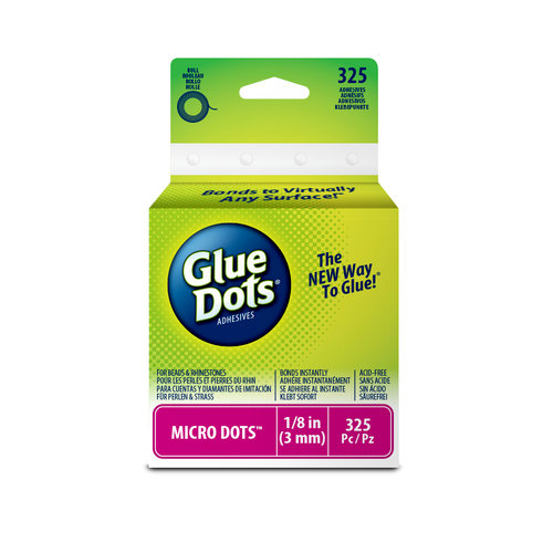 Glue Dots - Micro Glue Dots Roll