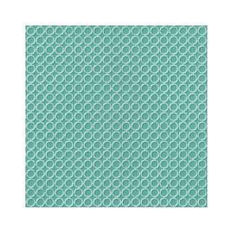 Pink Paislee - Core'dinations - Modern Prints Collection - 12 x 12 Embossed Color Core Cardstock - Aegean Circle