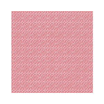 Pink Paislee - Core'dinations - Modern Prints Collection - 12 x 12 Embossed Color Core Cardstock - Satin Rose Lattice