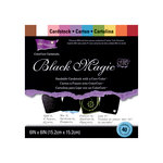 Core'dinations - Black Magic Collection - 6 x 6 Color Core Cardstock Pack