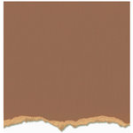 Core'dinations - Tim Holtz - Adirondack Collection - 12 x 12 Textured Cardstock - Hazelnut
