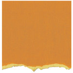 Core'dinations - Tim Holtz - Adirondack Collection - 12 x 12 Textured Cardstock - Butterscotch