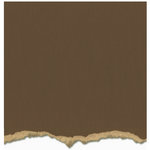 Core'dinations - Tim Holtz - Adirondack Collection - 12 x 12 Textured Cardstock - Espresso
