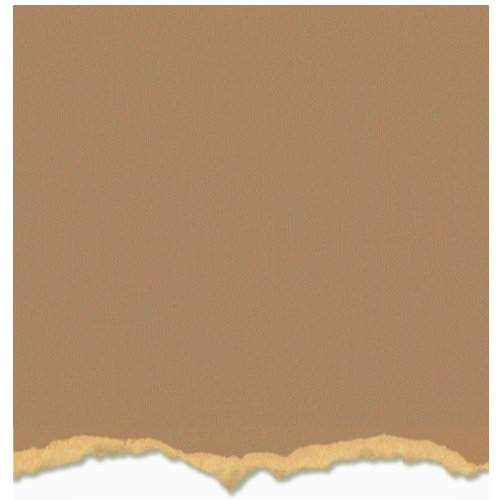 Core'dinations - Tim Holtz - Adirondack Collection - 12 x 12 Textured Cardstock - Latte