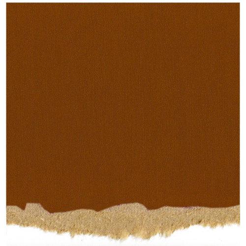 Core'dinations - Tim Holtz - Nostalgic Collection - 12 x 12 Textured Kraft Core Cardstock - Sienna Brown