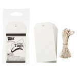 Core'dinations - Core Tags - Medium - White