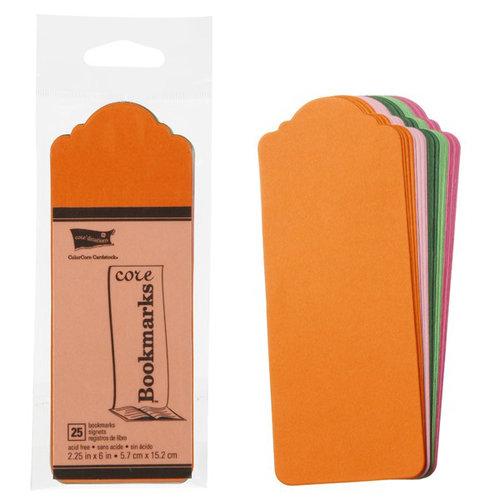 Core'dinations - Core Bookmarks - Scalloped - Bright