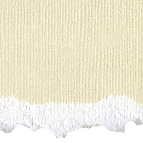 Graphic 45 - Core'dinations - Signature Series Collection - 12 x 12 Textured Color Core Cardstock - Creme Brulee
