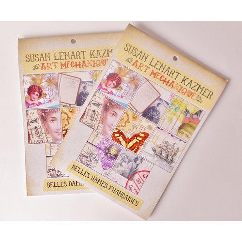 Art Mechanique - Ice Resin - Image Flip Book - Belles Dames Francaises
