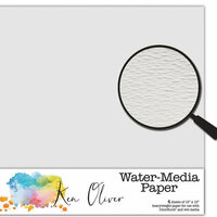 Canvas Corp - Ken Oliver - Water Media Collection - 12 x 12 Paper