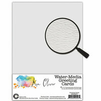 Canvas Corp - Ken Oliver - Water Media Collection - Greeting Cards with Envelopes