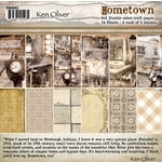 Ken Oliver - Hometown Collection - 6 x 6 Paper Pack