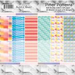 Ken Oliver - Pitter Patterns Collection - 6 x 6 Paper Pack