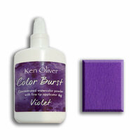 Ken Oliver - Color Burst - Violet