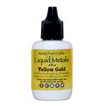 Ken Oliver - Color Burst - Liquid Metals - Yellow Gold