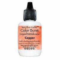 Ken Oliver - Color Burst - Liquid Metals - Copper
