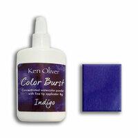 Ken Oliver - Color Burst - Indigo