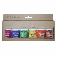 Ken Oliver - Color Burst - Earth Tones Assortment - 6 Pack
