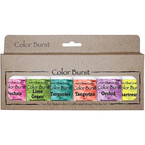 Ken Oliver Color Burst Powders