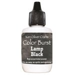 Ken Oliver - Color Burst - Lamp Black
