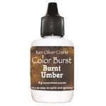 Ken Oliver - Color Burst - Burnt Umber