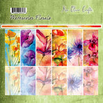 Ken Oliver - Watercolor Florals Collection - 12 x 12 Collection Pack