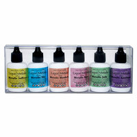Ken Oliver - Color Burst - Liquid Metals - Precious Alloys - 6 Pack