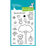 Lawn Fawn - Clear Photopolymer Stamps - Critters in the Burbs
