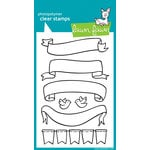 Lawn Fawn - Clear Acrylic Stamps - Bannerific