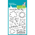 Lawn Fawn - Clear Acrylic Stamps - Sunny Skies