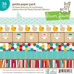 Lawn Fawn - Dewey Decimal Collection - 6 x 6 Paper Petite Pack