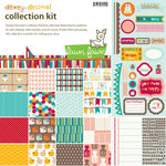 Lawn Fawn - Dewey Decimal Collection -12 x 12 Collection Kit