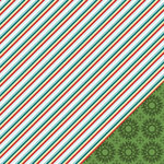 Lawn Fawn - Fa-La-La Collection - Christmas - 12 x 12 Double Sided Paper - Joy To The World