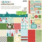 Lawn Fawn - Fa-La-La Collection - Christmas - 12 x 12 Collection Kit