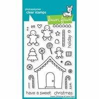 Lawn Fawn - Clear Photopolymer Stamps - Christmas - Sweet Christmas