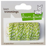 Lawn Fawn - Lawn Trimmings - Bakers Twine Spool - Lime