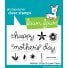 Lawn Fawn - Clear Acrylic Stamps - Mothers Day