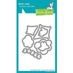 Lawn Fawn - Lawn Cuts - Die Cutting Template - Sunny Skies