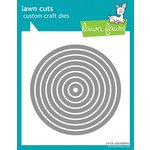 Lawn Fawn - Lawn Cuts - Die Cutting Template - Circle Stackables